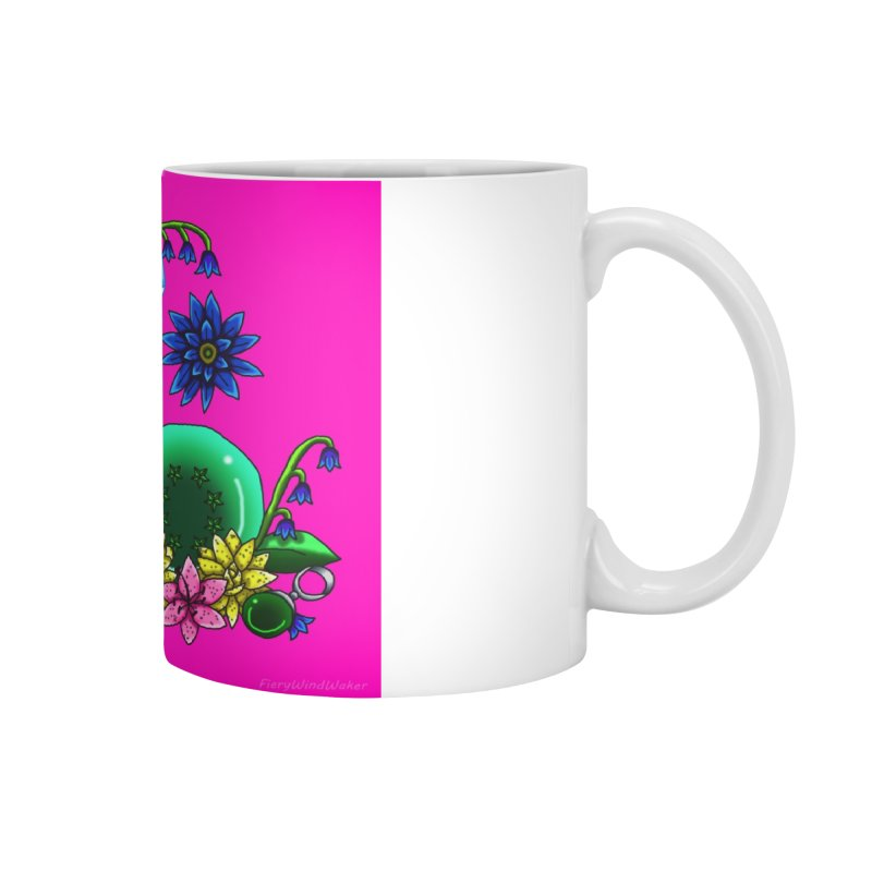 Inverted May Birthstone Dragonballs #25 Accessories Mug by FieryWindWaker's Artist Shop