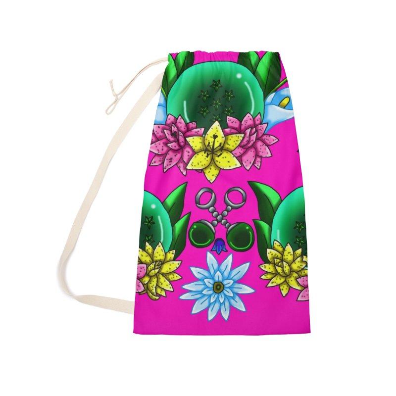 Inverted May Birthstone Dragonballs #25 Accessories Bag by FieryWindWaker's Artist Shop