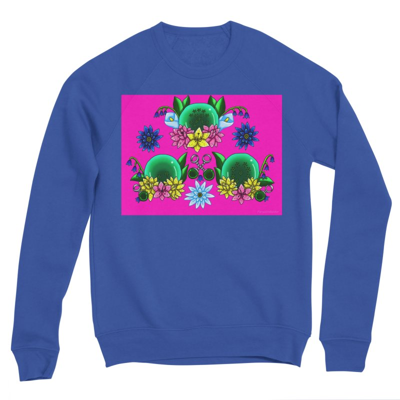 Inverted May Birthstone Dragonballs #26 Men's Sweatshirt by FieryWindWaker's Artist Shop