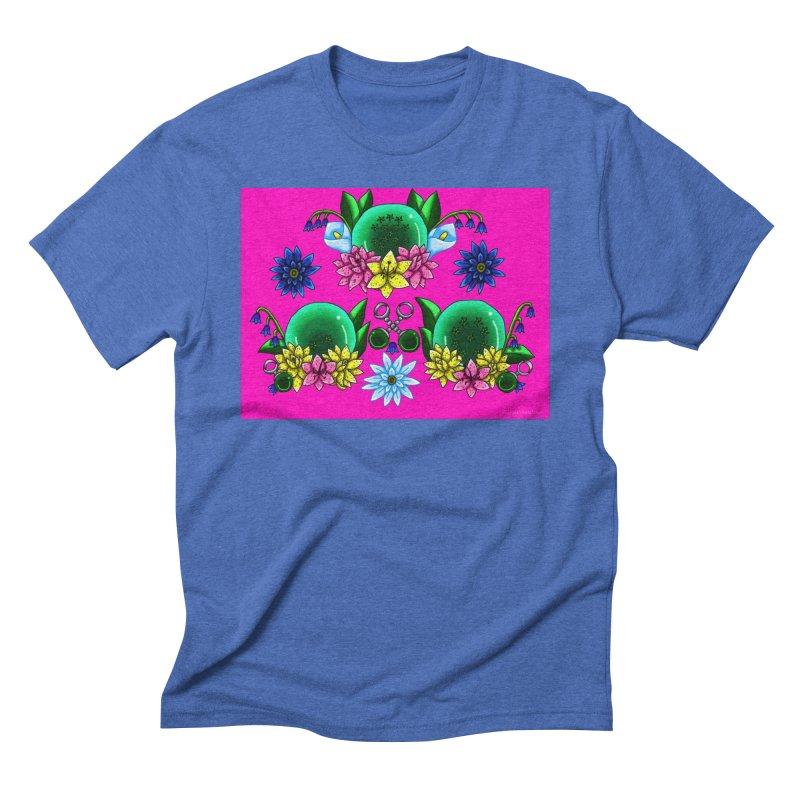 Inverted May Birthstone Dragonballs #26 Men's T-Shirt by FieryWindWaker's Artist Shop