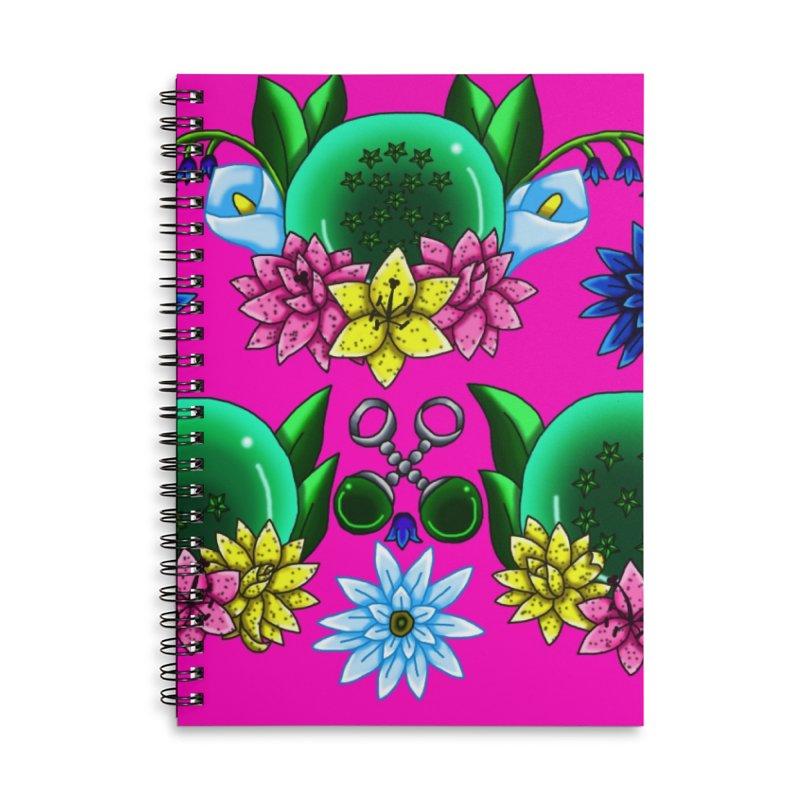 Inverted May Birthstone Dragonballs #26 Accessories Notebook by FieryWindWaker's Artist Shop