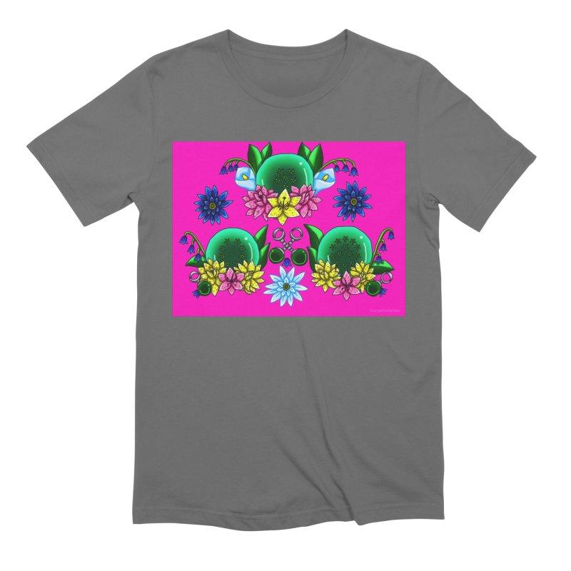 Inverted May Birthstone Dragonballs #27 Men's T-Shirt by FieryWindWaker's Artist Shop