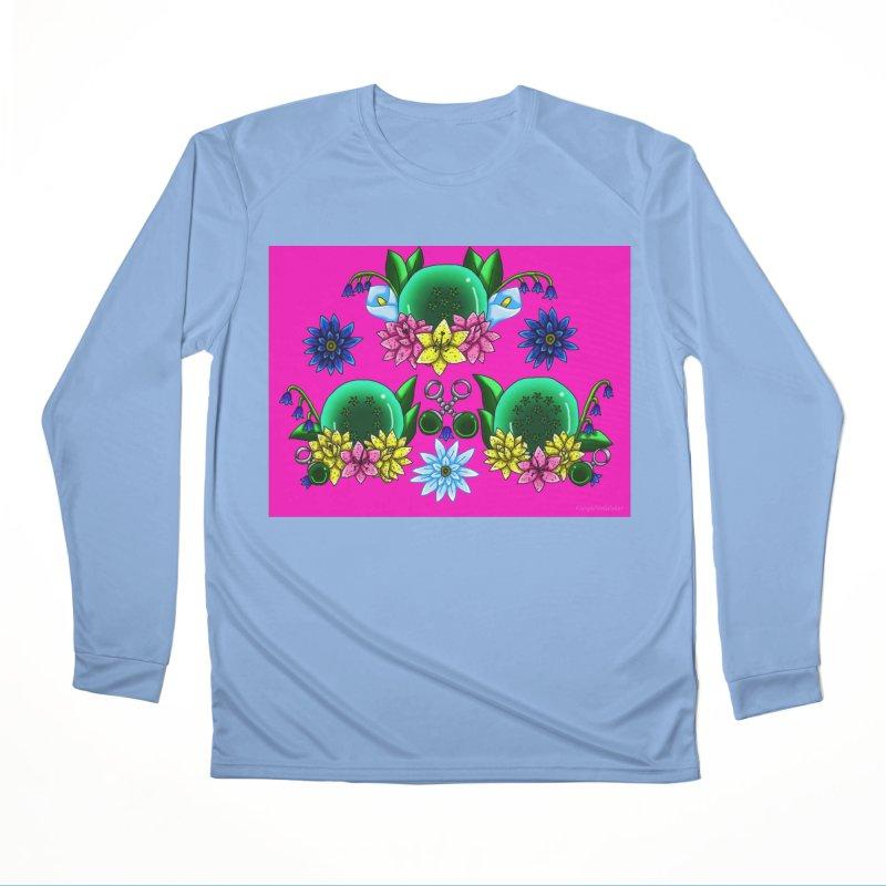 Inverted May Birthstone Dragonballs #27 Men's Longsleeve T-Shirt by FieryWindWaker's Artist Shop