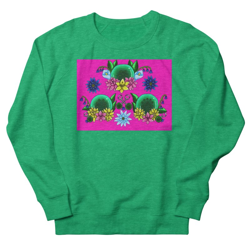 Inverted May Birthstone Dragonballs #27 Women's Sweatshirt by FieryWindWaker's Artist Shop