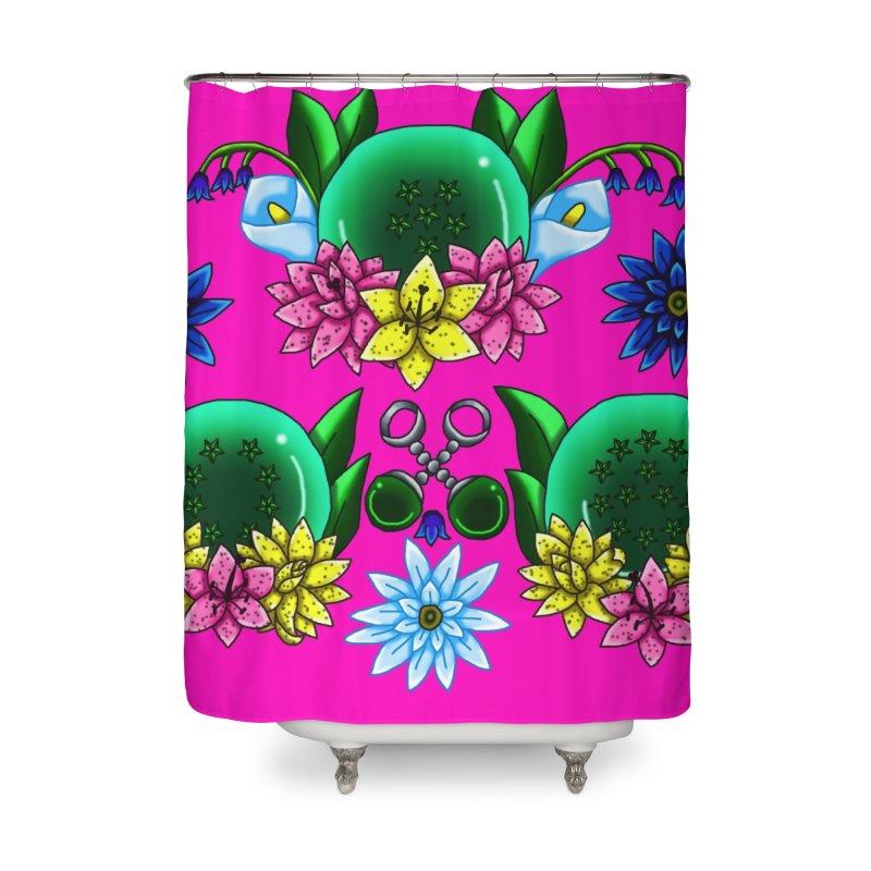 Inverted May Birthstone Dragonballs #27 Home Shower Curtain by FieryWindWaker's Artist Shop