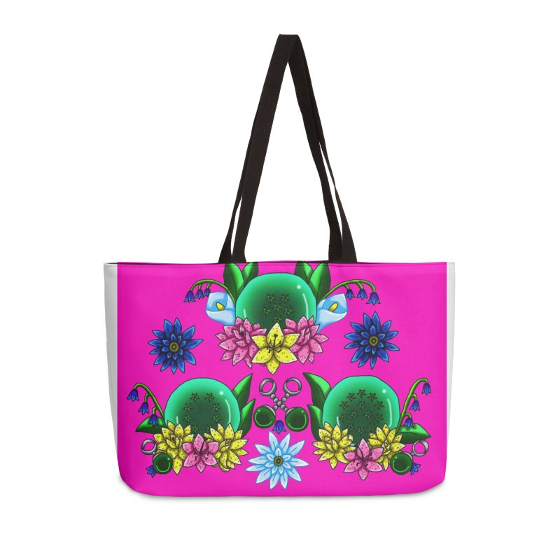 Inverted May Birthstone Dragonballs #27 Accessories Bag by FieryWindWaker's Artist Shop