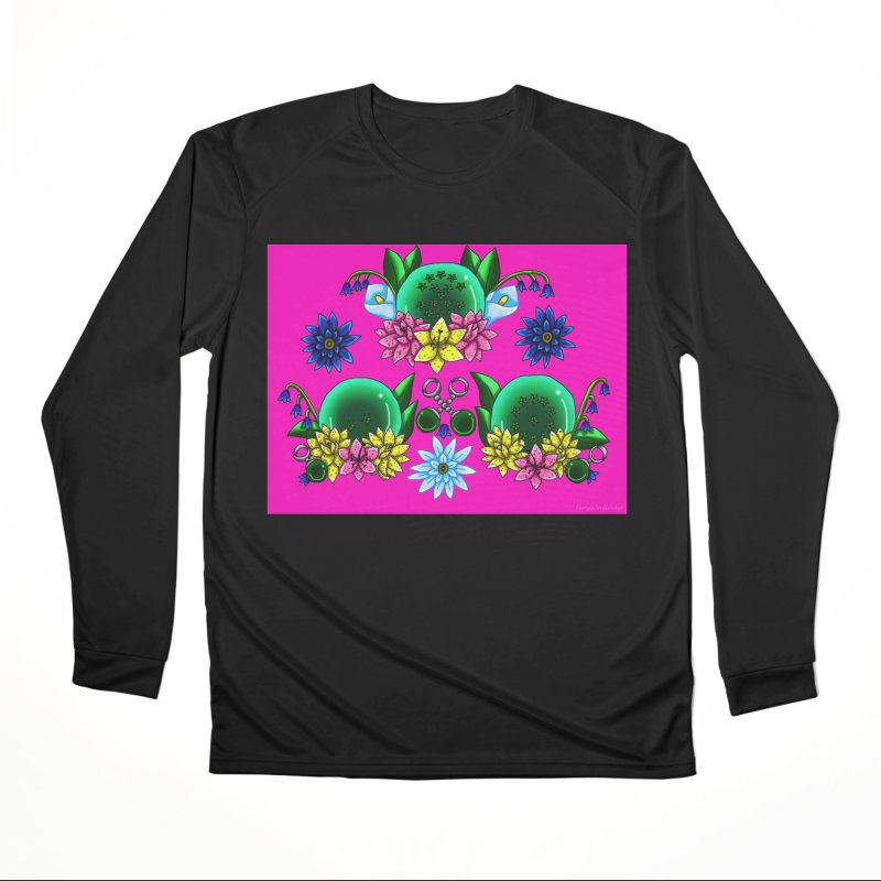 Inverted May Birthstone Dragonballs #28 Men's Longsleeve T-Shirt by FieryWindWaker's Artist Shop