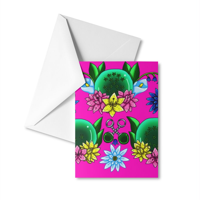 Inverted May Birthstone Dragonballs #28 Accessories Greeting Card by FieryWindWaker's Artist Shop