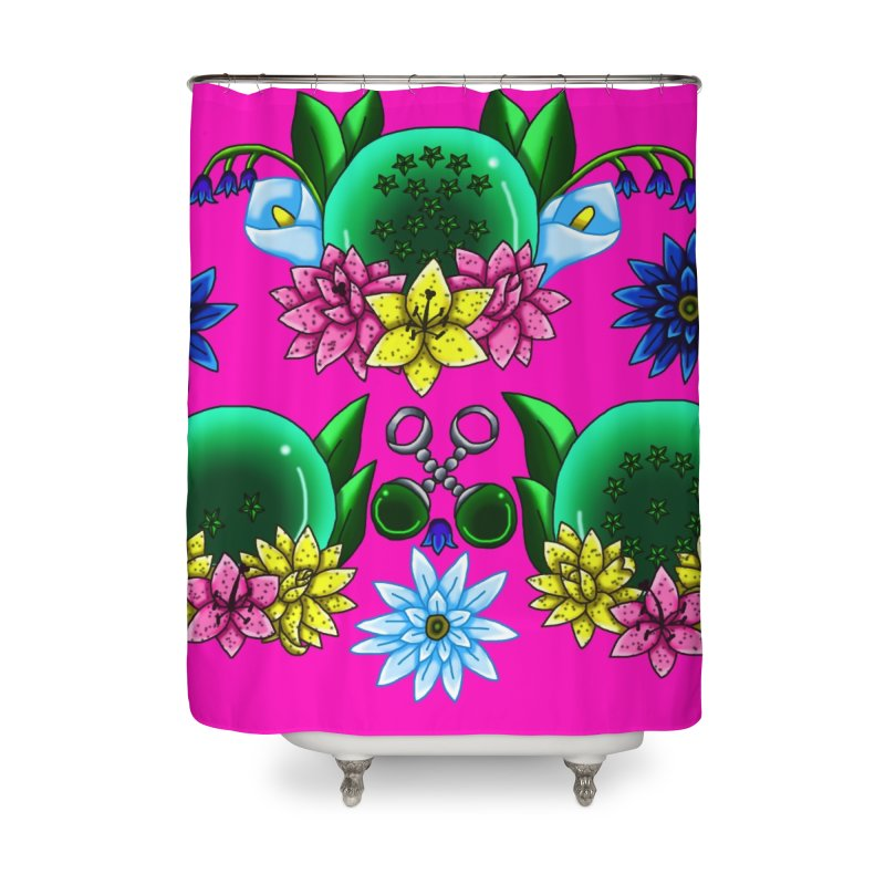 Inverted May Birthstone Dragonballs #28 Home Shower Curtain by FieryWindWaker's Artist Shop
