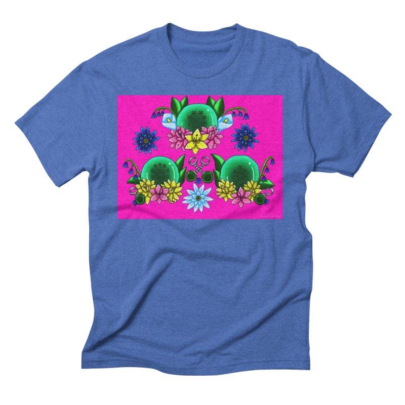 Inverted May Birthstone Dragonballs #29 Men's T-Shirt by FieryWindWaker's Artist Shop