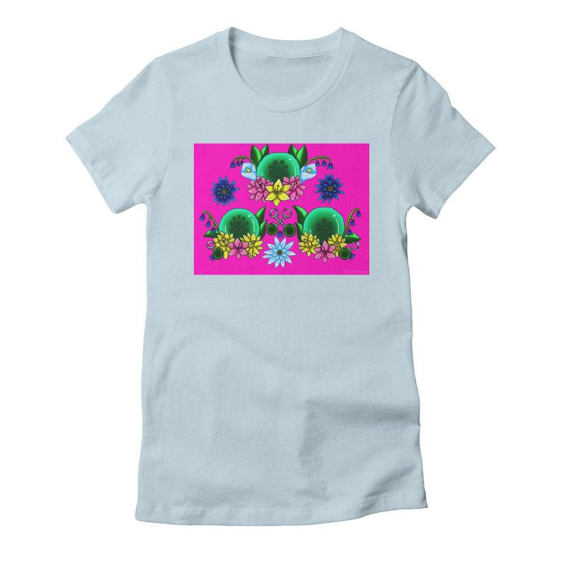 Inverted May Birthstone Dragonballs #29 Women's T-Shirt by FieryWindWaker's Artist Shop