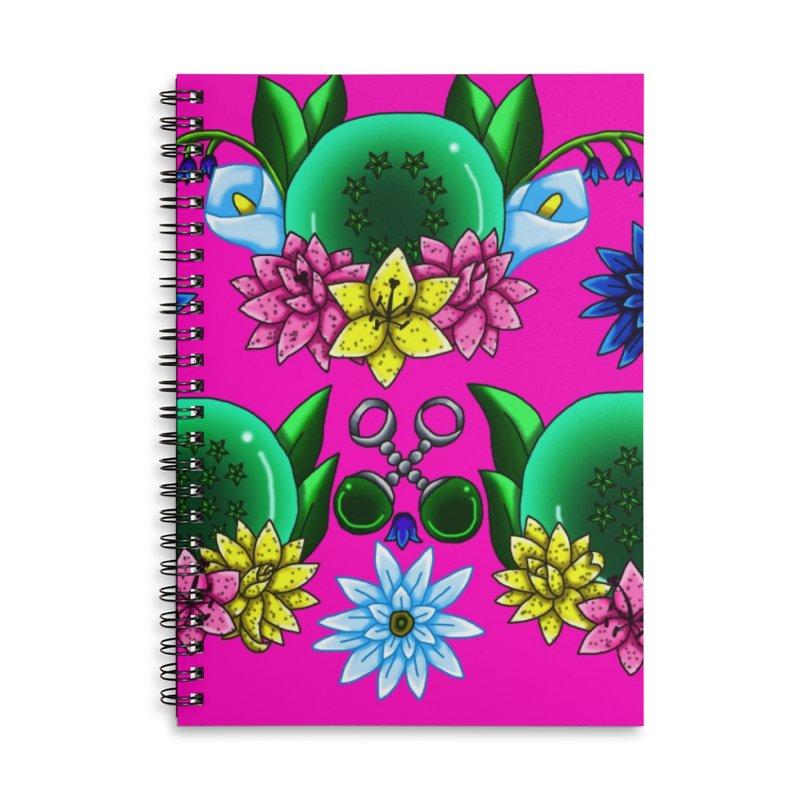 Inverted May Birthstone Dragonballs #29 Accessories Notebook by FieryWindWaker's Artist Shop