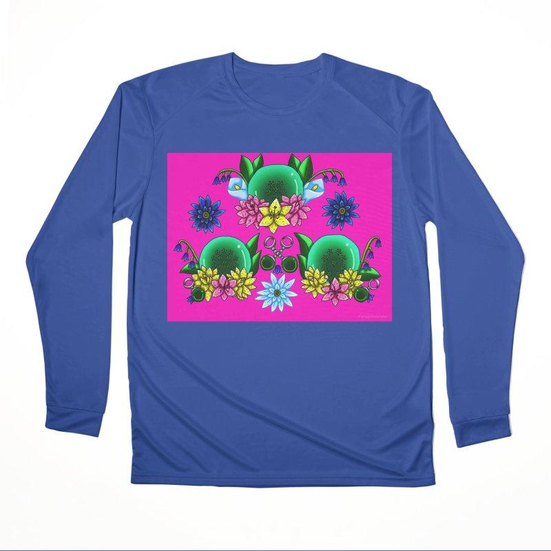 Inverted May Birthstone Dragonballs #30 Men's Longsleeve T-Shirt by FieryWindWaker's Artist Shop