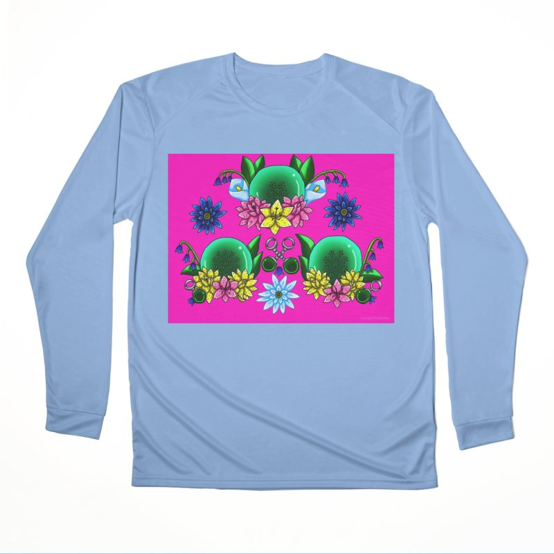 Inverted May Birthstone Dragonballs #30 Women's Longsleeve T-Shirt by FieryWindWaker's Artist Shop
