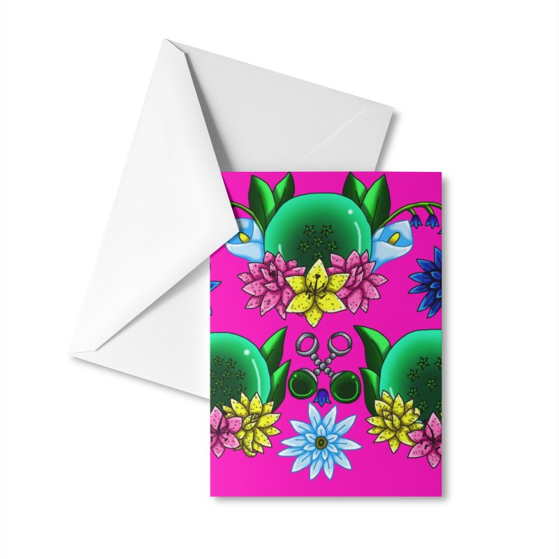 Inverted May Birthstone Dragonballs #30 Accessories Greeting Card by FieryWindWaker's Artist Shop