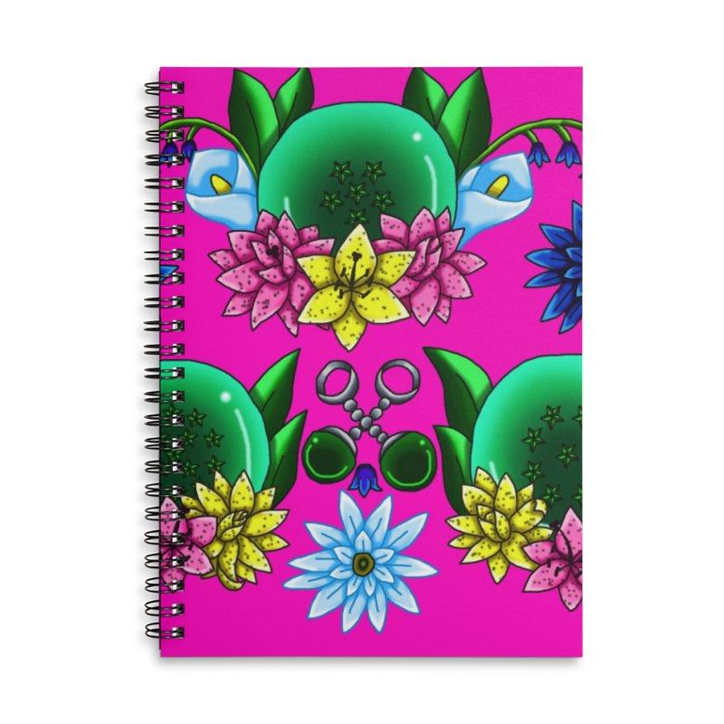 Inverted May Birthstone Dragonballs #30 Accessories Notebook by FieryWindWaker's Artist Shop