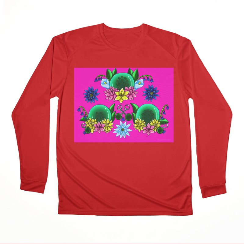 Inverted May Birthstone Dragonballs #31 Men's Longsleeve T-Shirt by FieryWindWaker's Artist Shop