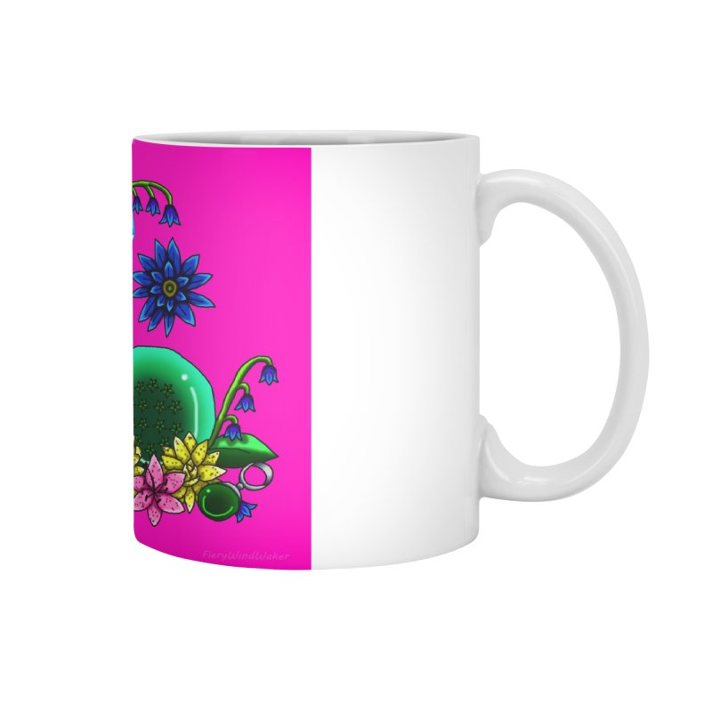 Inverted May Birthstone Dragonballs #31 Accessories Mug by FieryWindWaker's Artist Shop