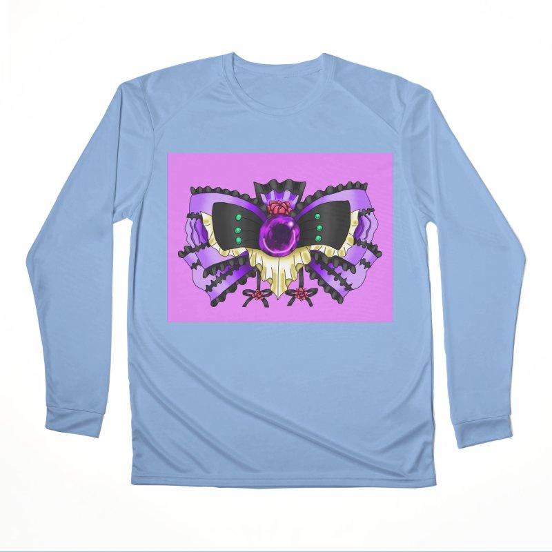Materia Bow #5 - Independent Materia Men's Longsleeve T-Shirt by FieryWindWaker's Artist Shop