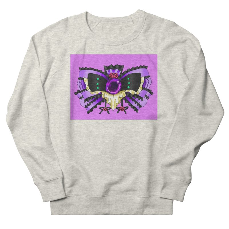 Materia Bow #5 - Independent Materia Men's Sweatshirt by FieryWindWaker's Artist Shop