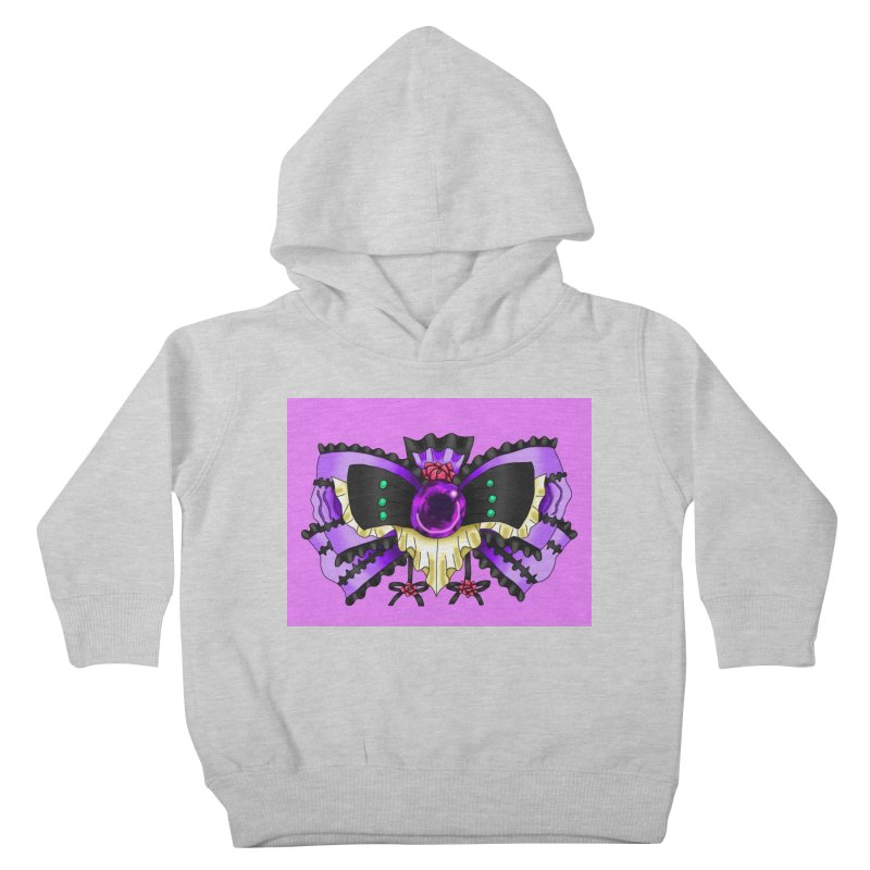 Materia Bow #5 - Independent Materia Kids Toddler Pullover Hoody by FieryWindWaker's Artist Shop