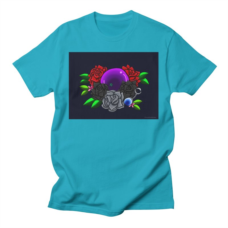 Inverted June Birthstone Dragonball #1 Men's T-Shirt by FieryWindWaker's Artist Shop