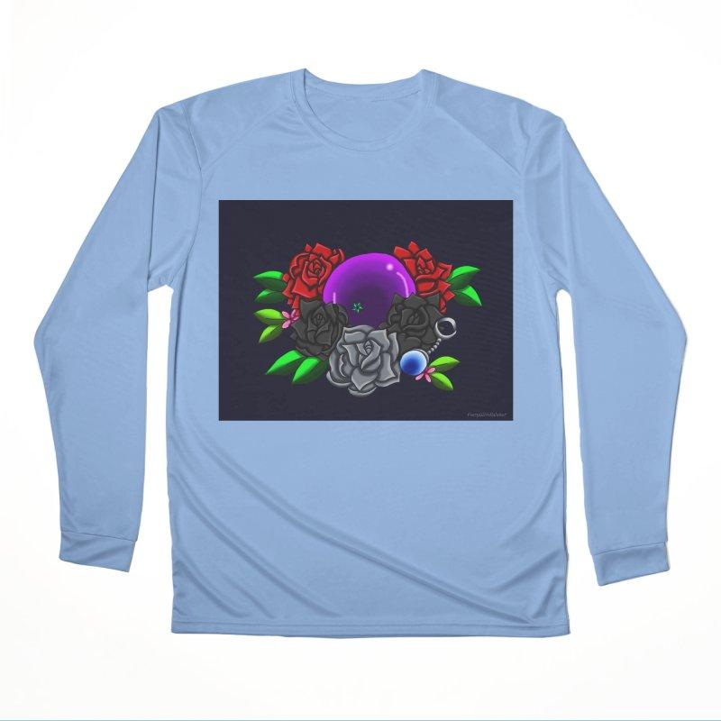 Inverted June Birthstone Dragonball #1 Women's Longsleeve T-Shirt by FieryWindWaker's Artist Shop