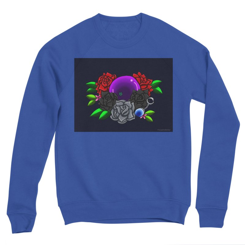Inverted June Birthstone Dragonball #1 Men's Sweatshirt by FieryWindWaker's Artist Shop