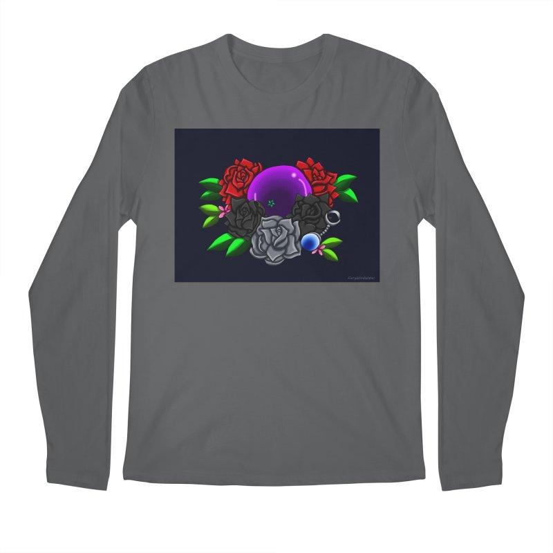 Inverted June Birthstone Dragonball #1 Men's Longsleeve T-Shirt by FieryWindWaker's Artist Shop