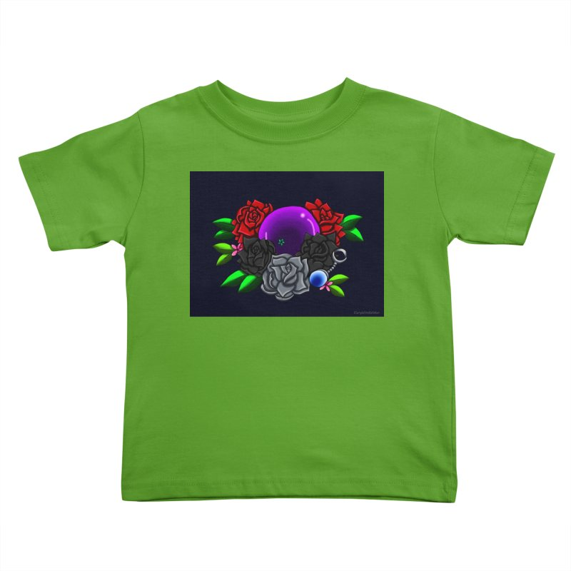 Inverted June Birthstone Dragonball #1 Kids Toddler T-Shirt by FieryWindWaker's Artist Shop