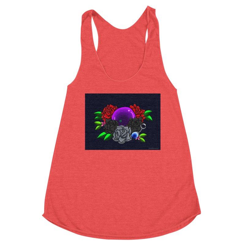 Inverted June Birthstone Dragonball #1 Women's Tank by FieryWindWaker's Artist Shop