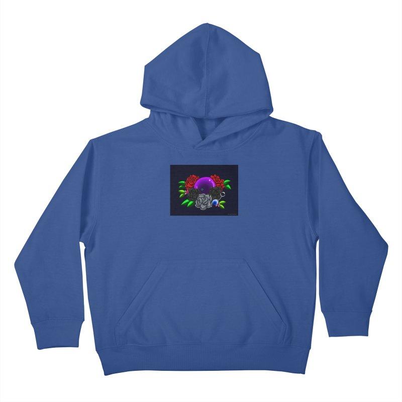 Inverted June Birthstone Dragonball #1 Kids Pullover Hoody by FieryWindWaker's Artist Shop