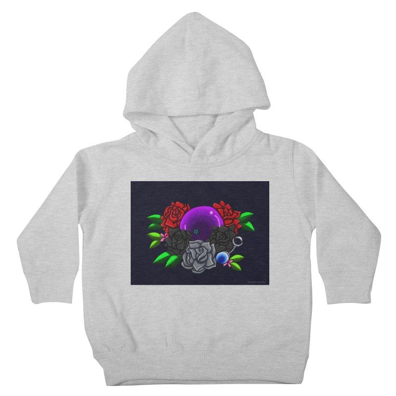 Inverted June Birthstone Dragonball #1 Kids Toddler Pullover Hoody by FieryWindWaker's Artist Shop