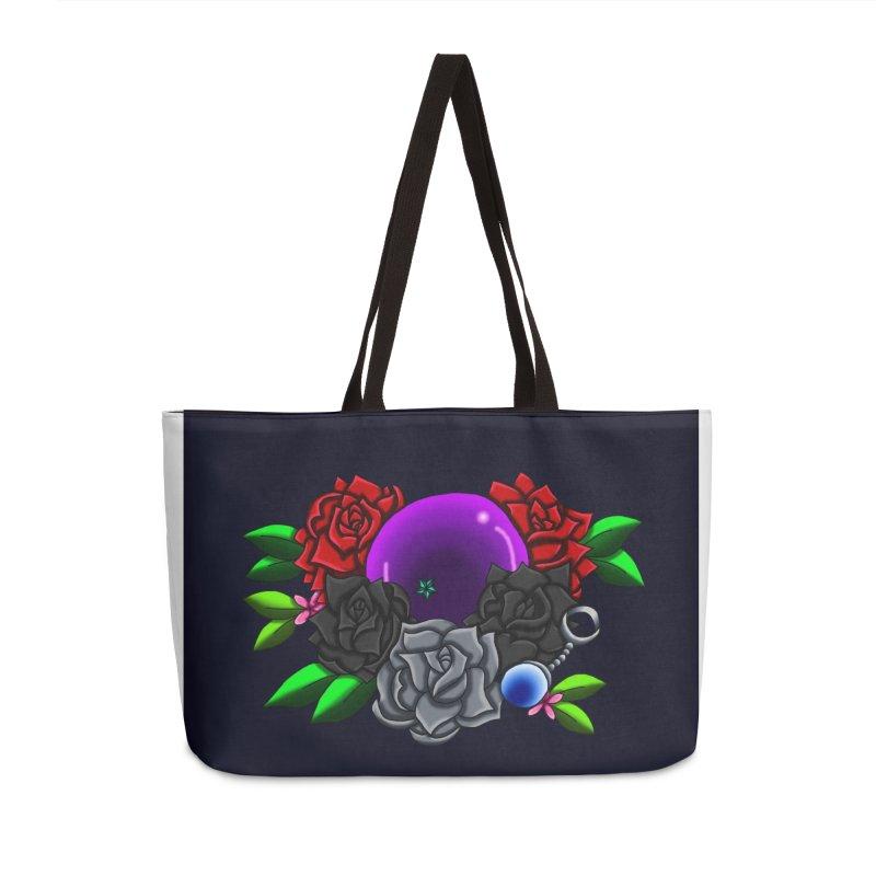 Inverted June Birthstone Dragonball #1 Accessories Bag by FieryWindWaker's Artist Shop