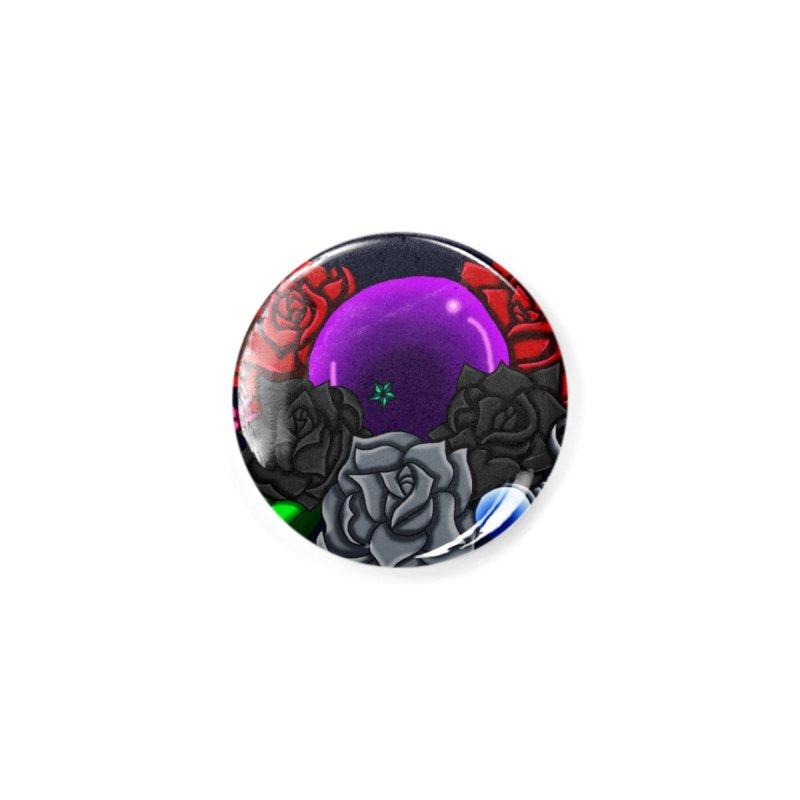 Inverted June Birthstone Dragonball #1 Accessories Button by FieryWindWaker's Artist Shop