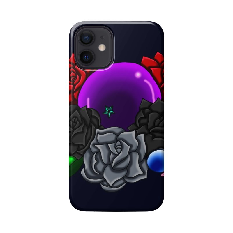 Inverted June Birthstone Dragonball #1 Accessories Phone Case by FieryWindWaker's Artist Shop