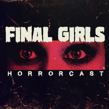 Final Girls Horrorcast's Artist Shop Logo