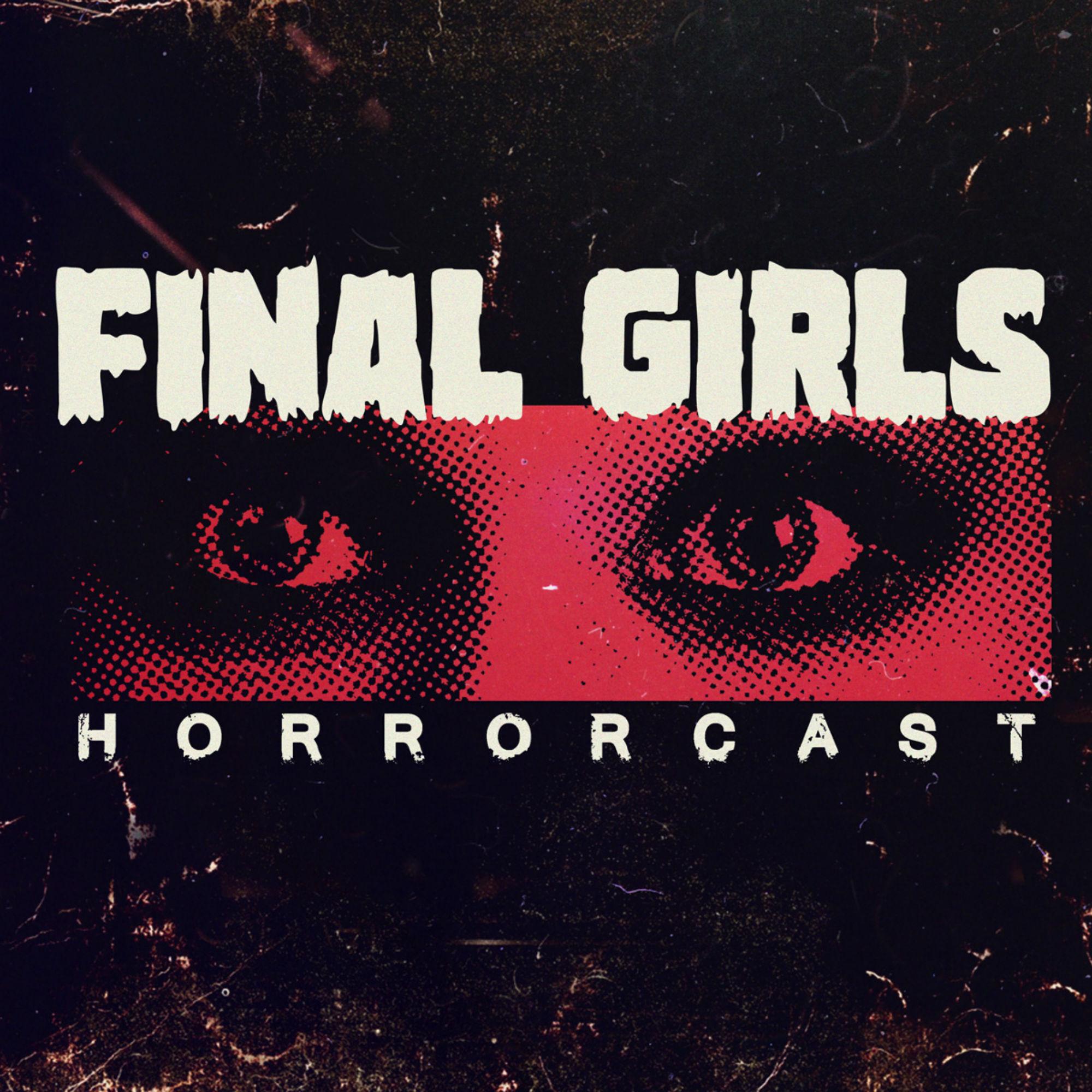 Final Girls Horrorcast's Artist Shop Logo