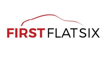 FirstFlatSix's Artist Shop Logo