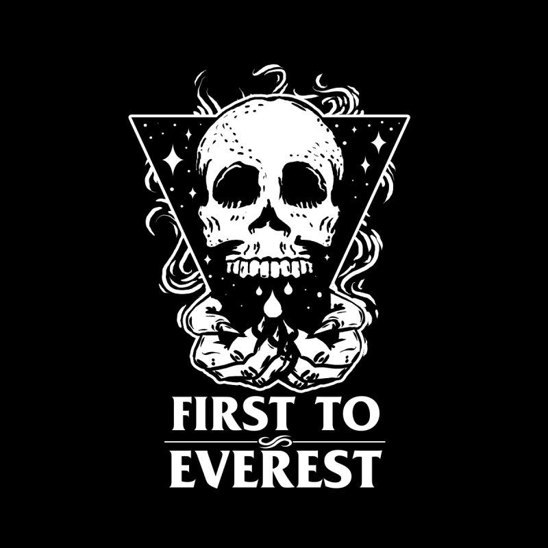 FTE Skull Design Women's Tank by Firsttoeverest Artist Shop