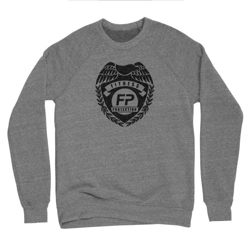 Fitness Protection Women's Sponge Fleece Sweatshirt by Official Merch of the Fitness Protection Program