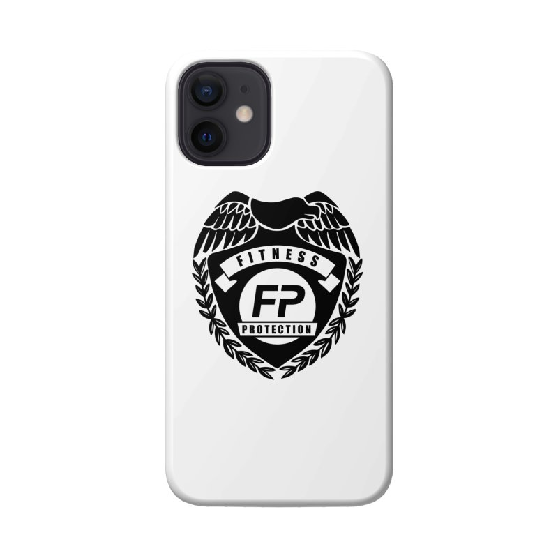 Fitness Protection Accessories Phone Case by Official Merch of the Fitness Protection Program