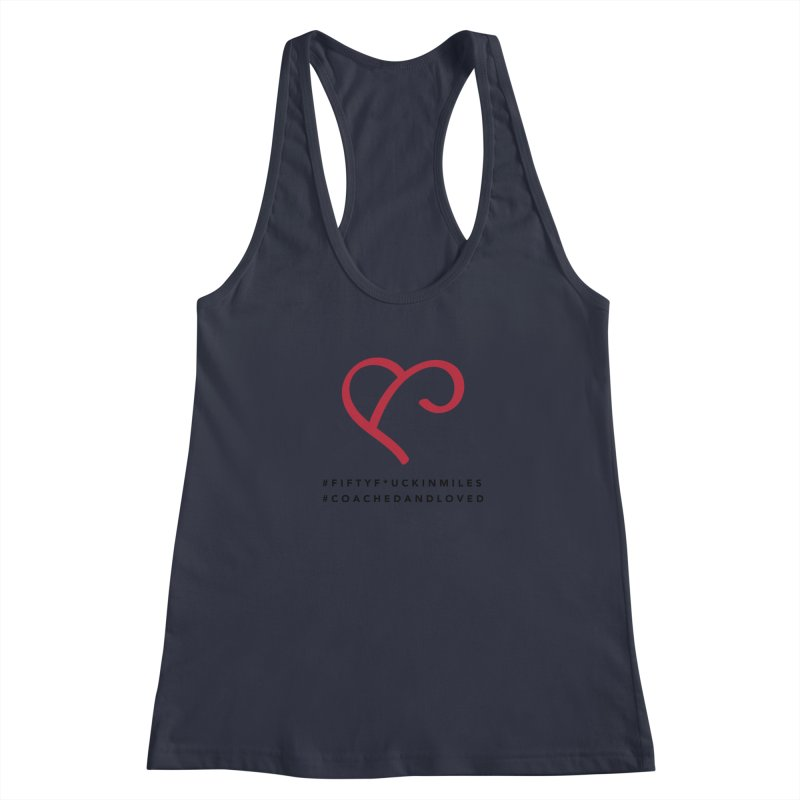 Happy Birthday Dear Susan Women's Racerback Tank by Official Merch of the Fitness Protection Program