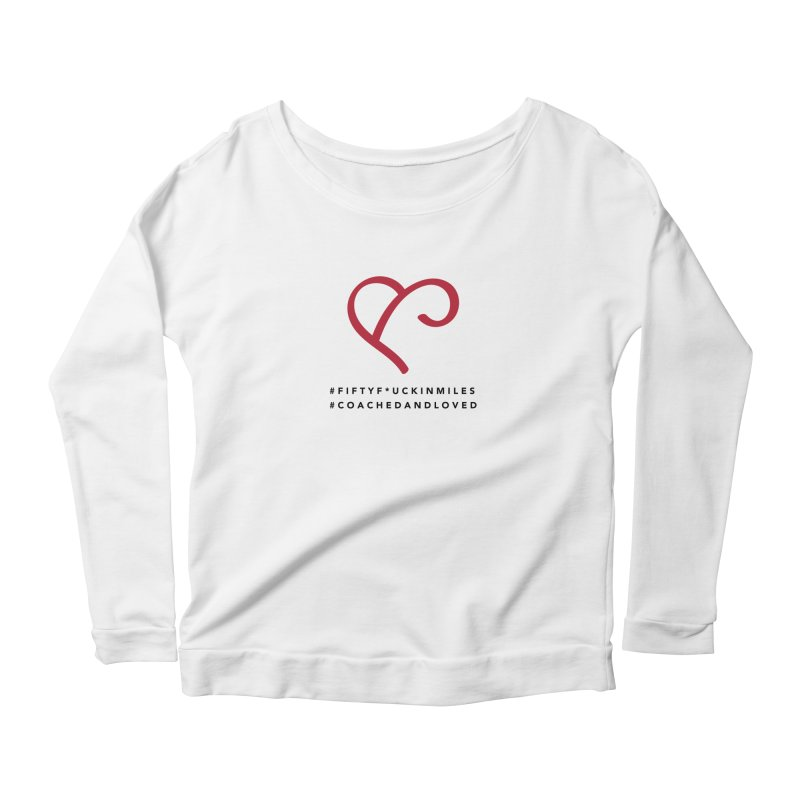 Happy Birthday Dear Susan Women's Scoop Neck Longsleeve T-Shirt by Official Merch of the Fitness Protection Program