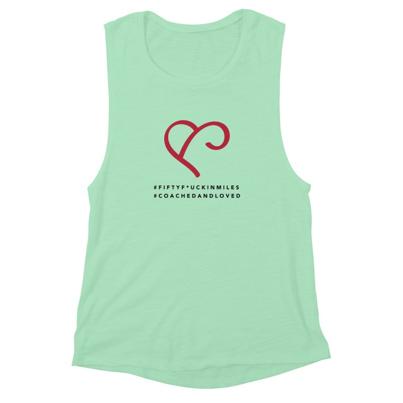 Happy Birthday Dear Susan Women's Muscle Tank by Official Merch of the Fitness Protection Program
