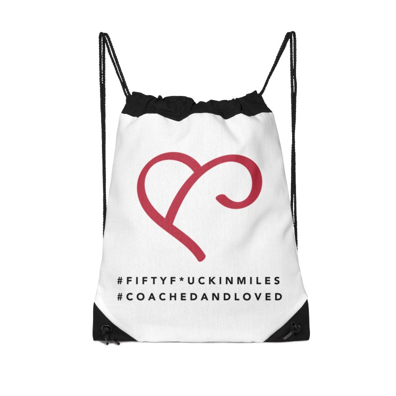 Happy Birthday Dear Susan Accessories Drawstring Bag Bag by Official Merch of the Fitness Protection Program