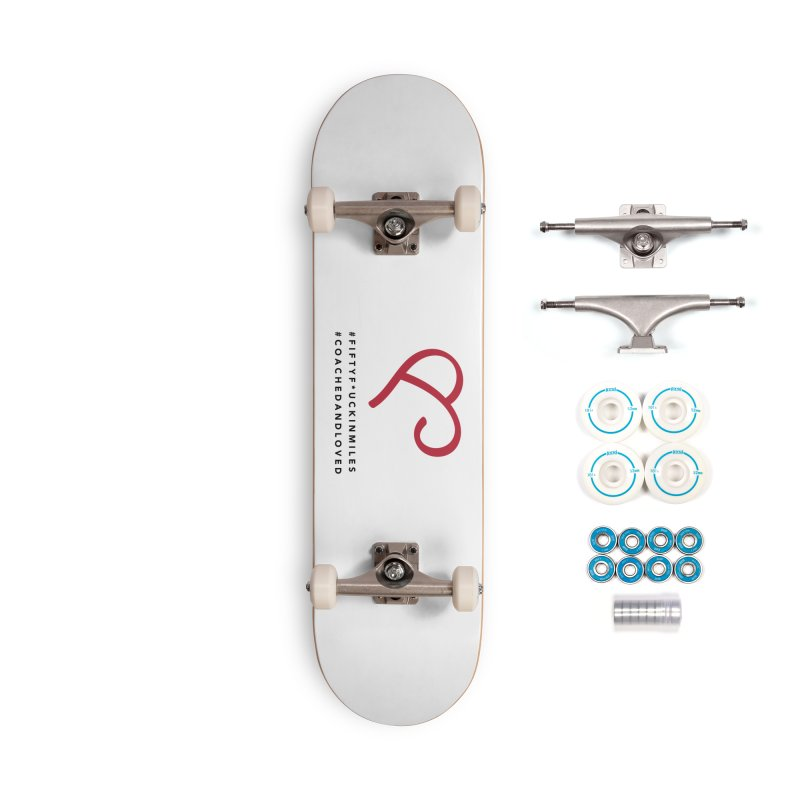 Happy Birthday Dear Susan Accessories Complete - Basic Skateboard by Official Merch of the Fitness Protection Program