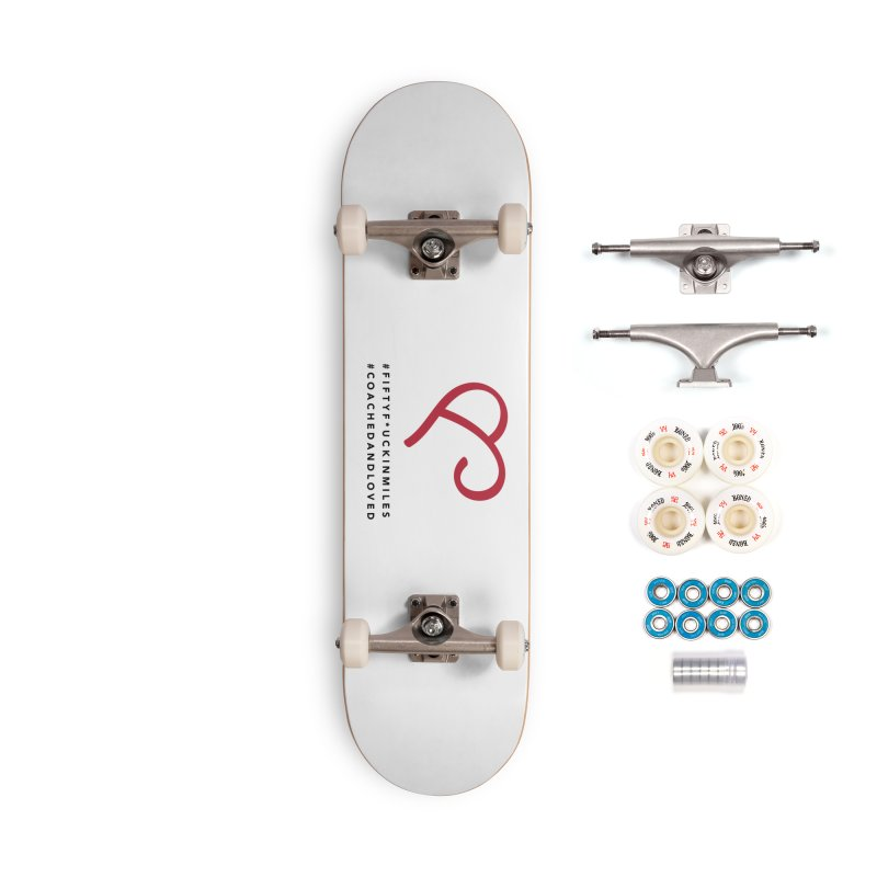 Happy Birthday Dear Susan Accessories Complete - Premium Skateboard by Official Merch of the Fitness Protection Program