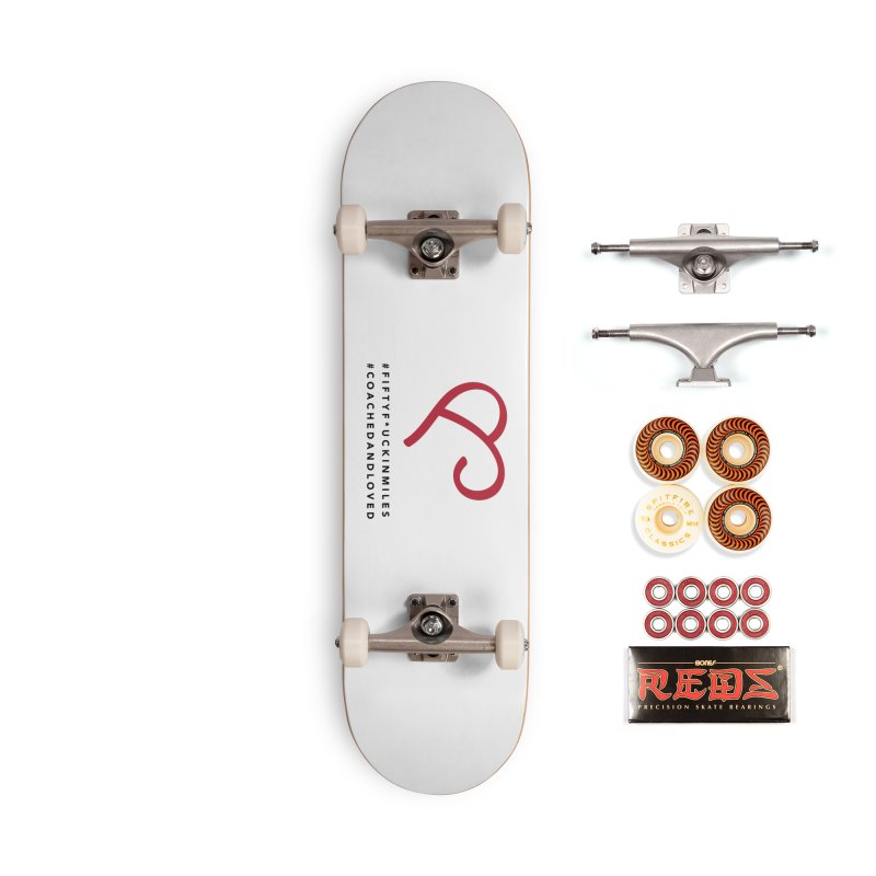 Happy Birthday Dear Susan Accessories Skateboard by Official Merch of the Fitness Protection Program