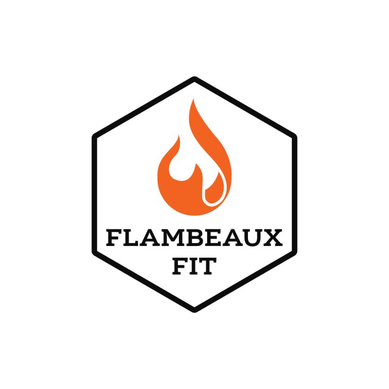 flambeaux fit Men's T-Shirt by FlambeauxFit's Artist Shop